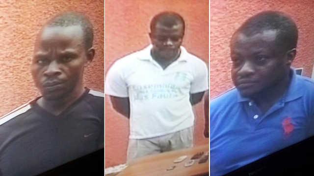 Togo, Le RPT-UNIR, un parti d'escrocs : Arrestation de 3 faux fonctionnaires de la présidence de la République, militants de l'UNIR.