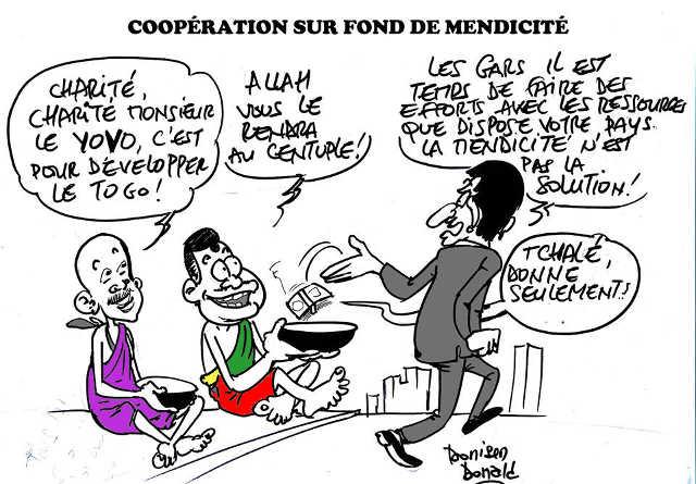 Les voyages de mendicité de fonds de Faure Gnassingbé : Des humiliations onéreuses évitables !