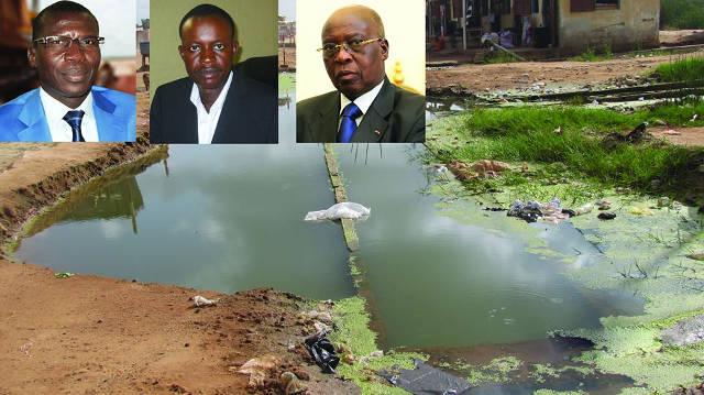 Route Lomé-Vogan-Anfoin / Route « Ayassor-Gnofam-CECO » : Ninsao Gnofam se répand en mensonges devant les députés.