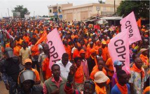 Editorial FSA, Togo : Adieu les Réformes politiques, Unicité d'actions de l'Opposition pour un Soulèvement Populaire?