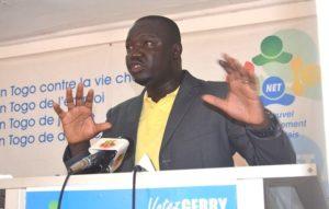 Selon Gerry Taama, « la paix sociale est menacée » au Togo : La solution, ce sont les réformes !
