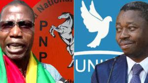 Togo : Manifs politiques du 19 aoüt. Le RPT-UNIR recule devant le PNP !