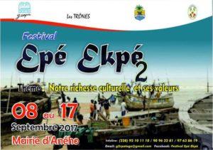 Aného va vibrer au rythme du Festival «Épé Ékpé» du 8 au 17 septembre