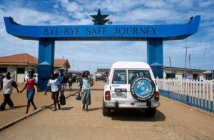 Aflao, la ville frontalière ghanéenne, l'autre terre d'accueil des Togolais…