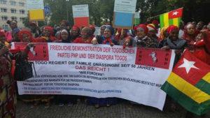 Togo : Marches du PNP réprimées dans le sang. Le criminel Yark Damehane et sa milice tuent et blessent des manifestants.