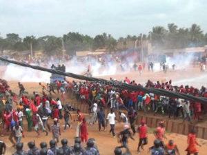 Togo, Manifestations pacifiques du PNP réprimées dans le sang: Le film d'une journée historique qui a ébranlé le pouvoir de Faure Gnassingbé