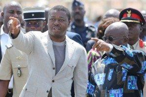 Togo: Les frontières terrestres ouvertes 24h/24 avec le Ghana