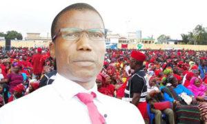 Togo, la réplique de Tikpi Atchadam aux intimidations de Yark et Boukpessi : « La marche est maintenue parce qu'il n'y a pas d'occupation de la nationale N°1. La marche du PNP du 19 août 2017 est maintenue… »