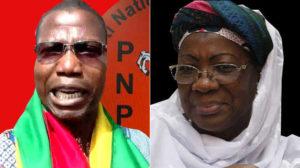 Tikpi Atchadam du PNP envoie Awa Nana dans les cables  : « Toi, Tu veux écrire une nouvelle Constitution taillée sur mesure pour Faure Gnassingbé ! »
