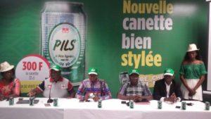 La Cannette «Pils» disponible dans tous les points de vente