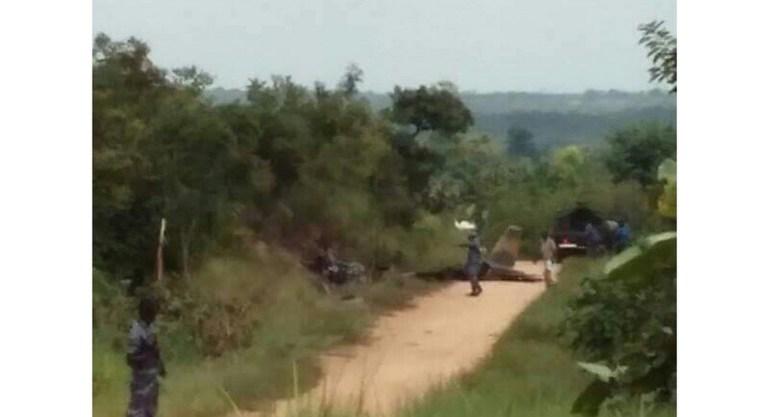 Un appareil des FAT aurait fait un crash à Sanda, deux blessés