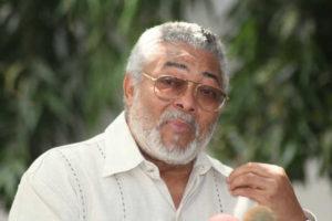 Jerry J. Rawlings à Faure Gnassingbé : « Respectes les manifestations pacifiques au Togo »