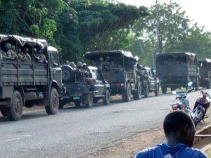 Togo : Terreur militaire dans le terroir de Tikpi Atchadam
