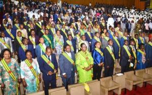 Togo, Projet de Révision Constitutionnelle : Regards tournés dès ce mardi vers l'Assemblée nationale.