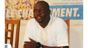 Coup de gueule de Gerry Taama sur la coupure de la connexion internet au Togo