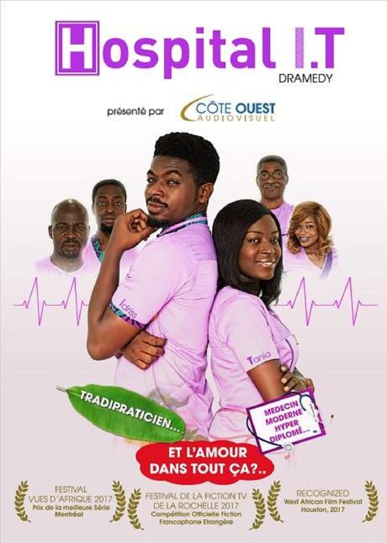 Cinéma/ La série togolaise « Hospital IT » convoitée par TV5MONDE