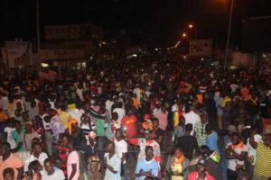 Togo, Mobilisation massive au deuxième jour des manifestations à Lomé: L'opposition donne des gages à l'armée et l'invite à rejoindre au peuple