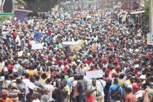 Togo / Manifestations des 6 et 7 septembre : Selon l'OTR, le Togo a perdu 1,5 milliard FCFA