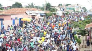 Togo : Le seul pays sans Alternance politique en Afrique de l'Ouest. #TogoDebout