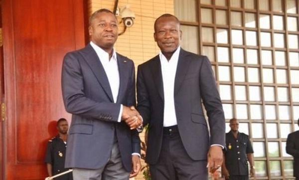 Patrice Talon mènerait une médiation discrète au Togo 19 octobre 2017