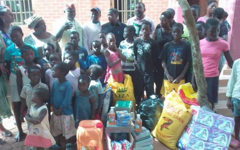 L'ADF-Togo apporte son soutien à la maison Béthanie