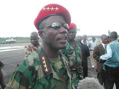 Togo : Le milicien et mercenaire libérien Benjamin Yeaten au service de Faure Gnassingbé