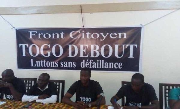 « Togo Debout » remet en cause la crédibilité de la CEDEAO, l'UA et de l'UNOWAS                                                                             9 octobre 2017