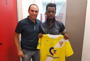 Football: après Dakonam, un autre joueur togolais signe en Espagne