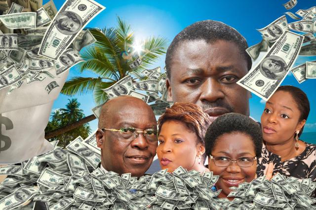Togo : Cette minorité accapareuse, cupide et criminelle en complète possession du pouvoir et de la République.