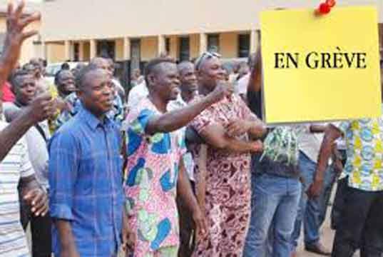Togo : Une semaine très chargée qui va ébranler le RPT/UNIR                                                                             16 octobre 2017