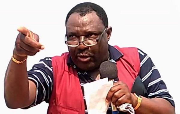 Abass Kaboua tire à boulets rouge sur la coalition de l'opposition                                                                             9 octobre 2017