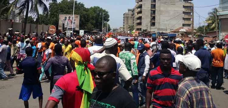 Togo : L'opposition confirme ses manifestations des 18 et 19 octobre prochains 12 octobre 2017