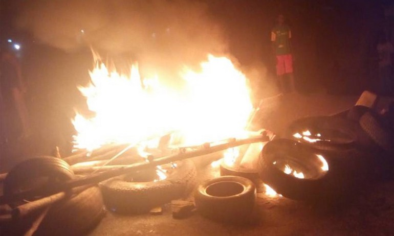 «Ce qui s'est passé à Sokodé est insupportable…», Colonel Yark Damehame