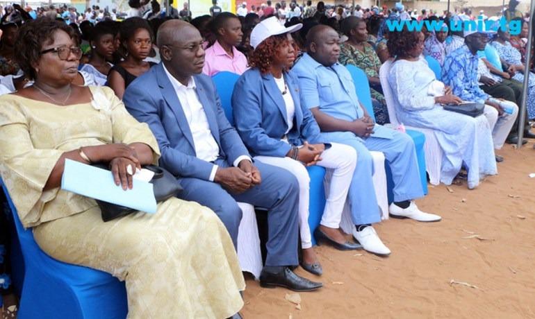 Togo / Les femmes de la Majorité et la Jeunesse Unir appellent le référendum de tous leurs vœux