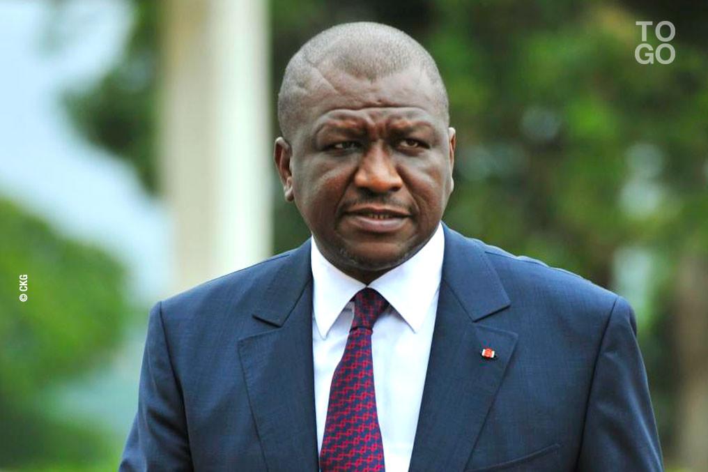 Visite lom du ministre ivoirien de la d fense togo for Ministre de defense