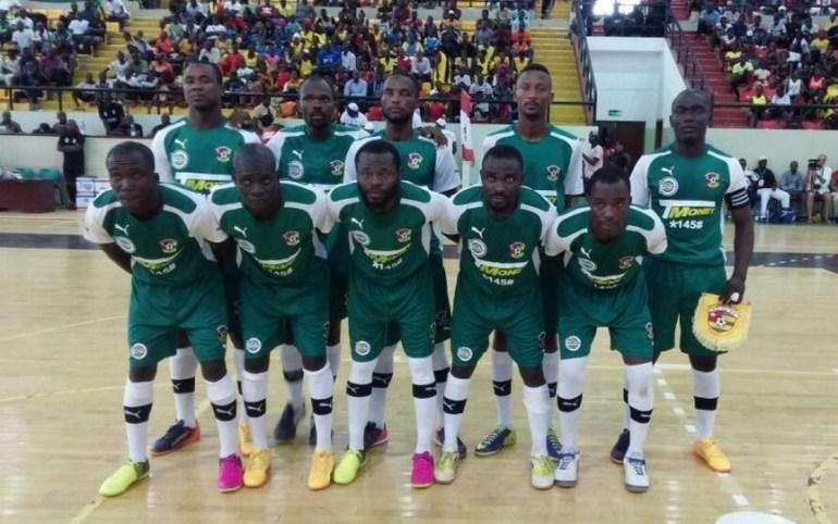 6ème édition CAN Maracana: les Seniors togolais remportent la médaille de Bronze