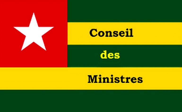 Togo / Les grandes lignes du Conseil des ministres de ce jeudi 12 Octobre 2017