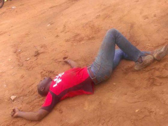 Togo : Des miliciens, protégés par les militaires, sèment la zizanie en toute impunité à Agoenyive et environs