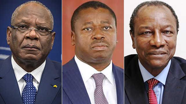 Togo, Alternance : Complot de Faure Gnassingbé, Alpha Condé, Ibrahima Boubacar Kéita et l'OIF contre le peuple togolaise?