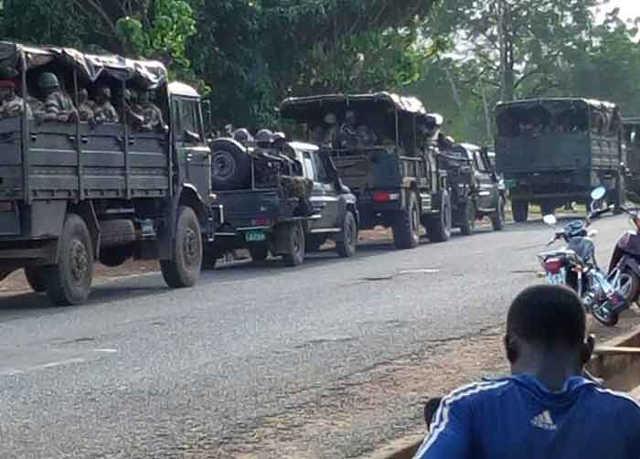 Togo : Une femme victime des violences militaires à Mango raconte.