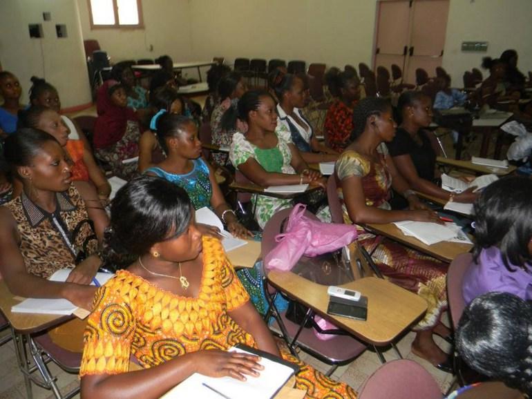 Respect, solidarité et liberté pour tous : Message de l'AIFJL pour les jeunes filles togolaises
