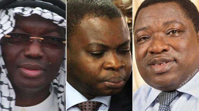 Togo : Silence ! Les pyromanes RPT/UNIR parlent de paix !