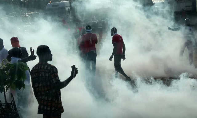 Togo : Les États-Unis appellent le régime de Faure Gnassingbé à respecter le droit de manifester.
