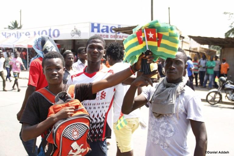 La crise sociopolitique au Togo, objet de l'émission « Appels sur l'actualité » sur RFI ce mardi