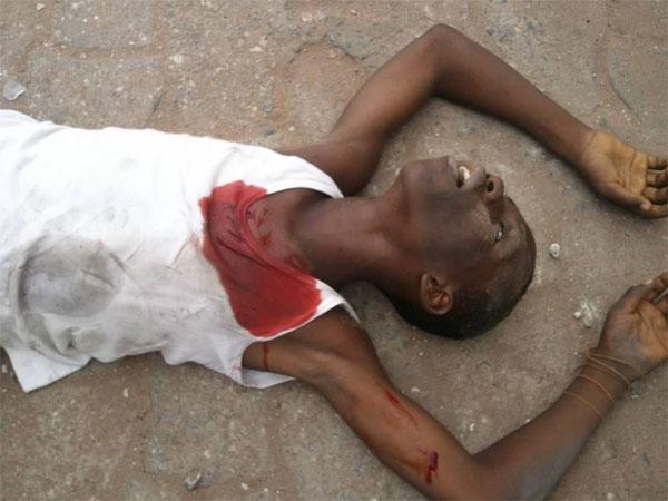 Togo, Faure Gnassingbé en guerre contre son peuple ! : Urgence humanitaire pour les populations de Sokodé, Bafilo, Mango…
