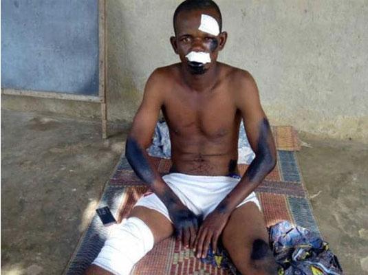 Togo : Le Chaos…