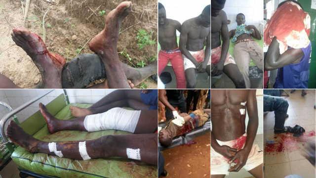 Togo : Malheur à ceux qui croient gouverner par la terreur, le fusil et les écus.