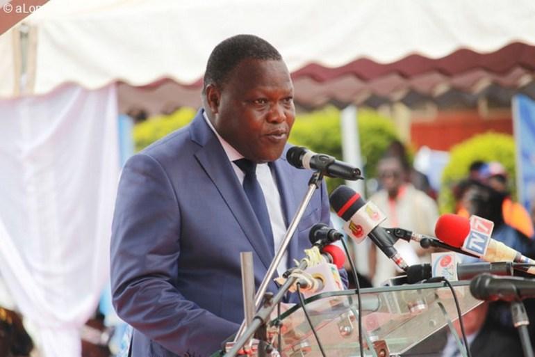 Tous les pions sont en place pour la Foire Internationale de Lomé, rassure M. Kueku-Banka Johnson