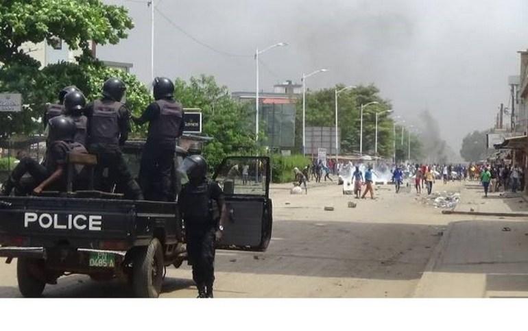 Exactions commises : l'Opposition saisit l'ONU, la CEDEAO et l'UA pour une enquête internationale