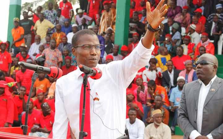 Les 3 propositions de Tikpi Atchadam pour la libération du peuple togolais                                                                             6 novembre 2017